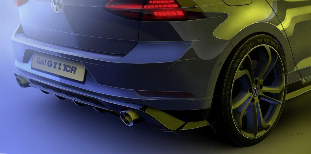 VW Golf GTI TCR! Der schnellste Serien Golf GTI steht auf dem GTI Treffen 2018