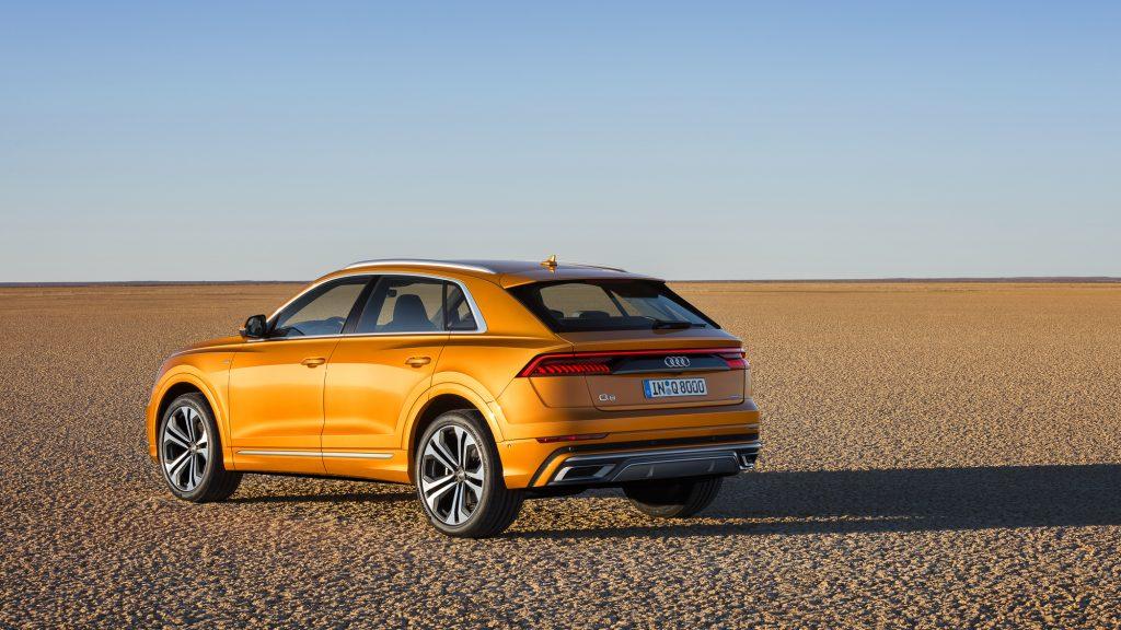Das ist der neue Audi Q8 – die wichtigsten Fakten und Infos zusammengefasst!